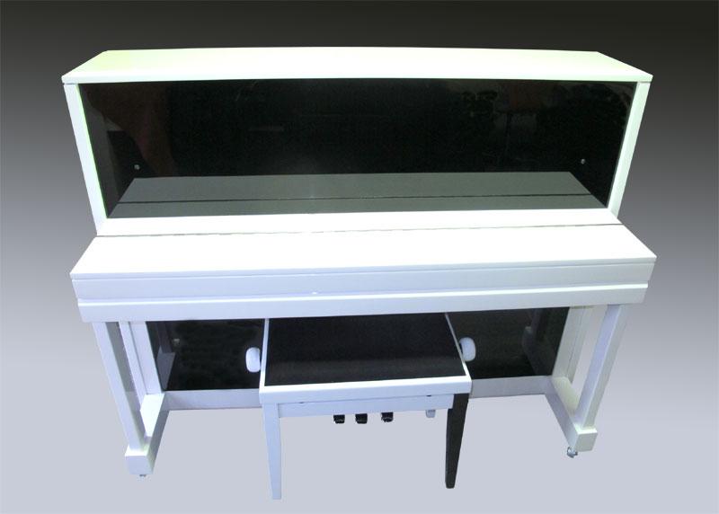 piano design noir et blanc designed toulouse la mi du piano. Black Bedroom Furniture Sets. Home Design Ideas