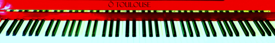Piano Toulouse - La Mi du Piano